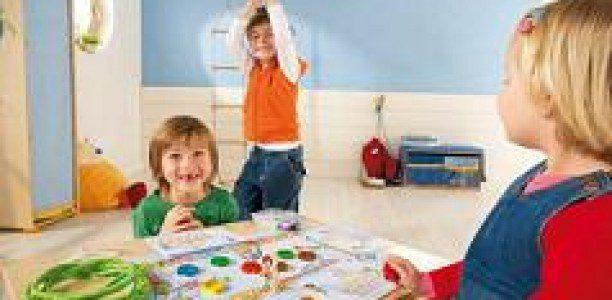 3 жастан 7 жасқа дейінгі балалардың күн тәртібі