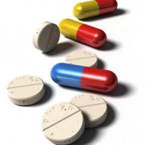 Дәрі-дәрмектер, дәрілер, таблеткалар, капсулалар