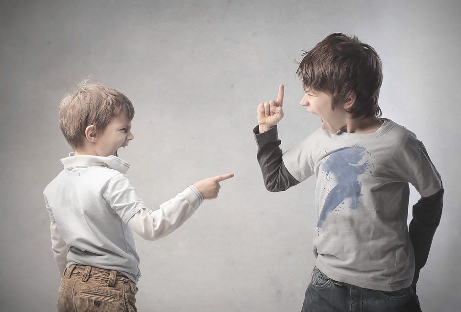Баланың агрессиясы